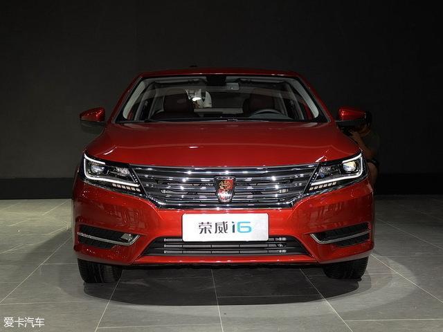 荣威i6明年4月份上市搭两款v月份发动机_汽车_腾讯网怎样拆哈弗m6的门图片