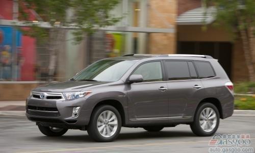 丰田拟将汉兰达混动车产能转移至美国