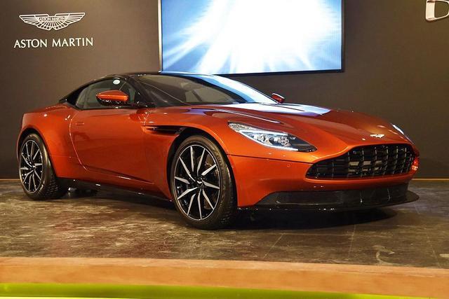 【上市新车】阿斯顿·马丁DB11售328.8万元