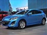 清新蓝Mazda3星骋