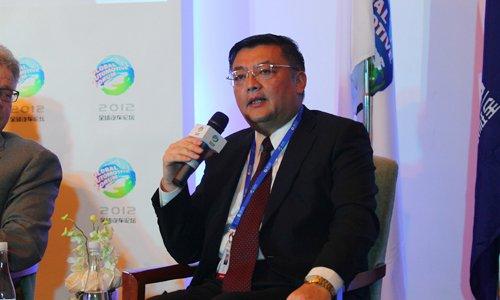 倪威:零部件企业必须加快进军海外市场