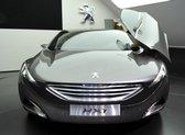 标致HX1概念车