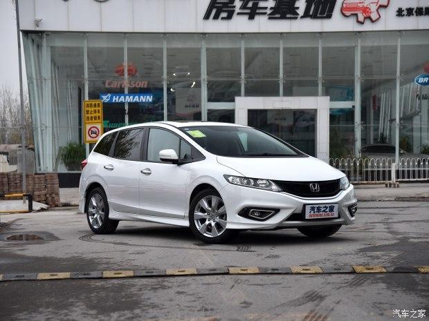 东风本田 杰德 2016款 1.8L CVT豪华版 5座