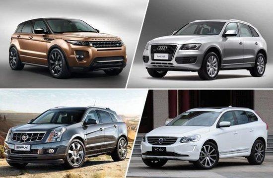大幅优惠豪华中型SUV推荐 更理性的选择