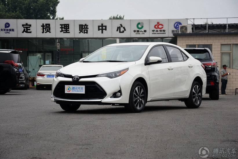 [腾讯行情]安庆 丰田雷凌购车优惠达1.6万
