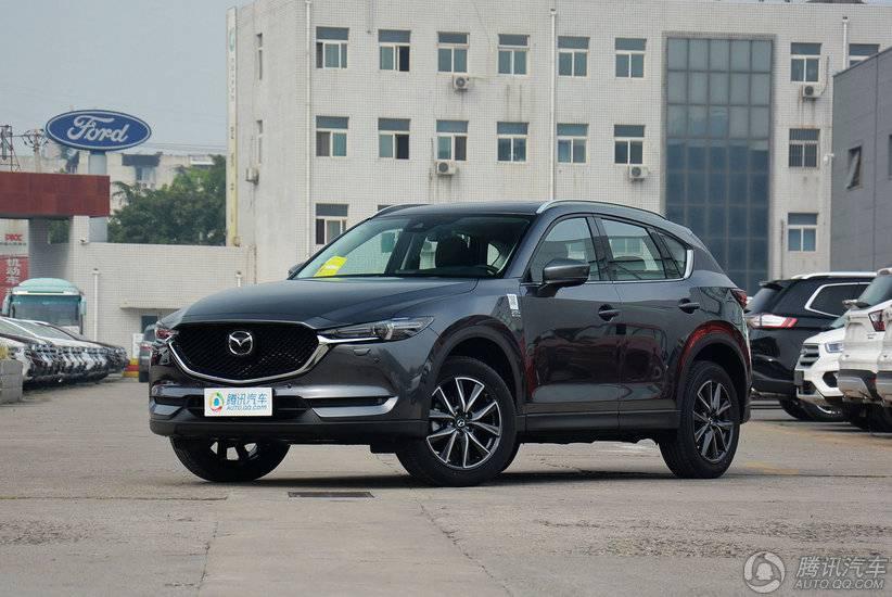 [腾讯行情]安庆 马自达CX-5售价16.98万起