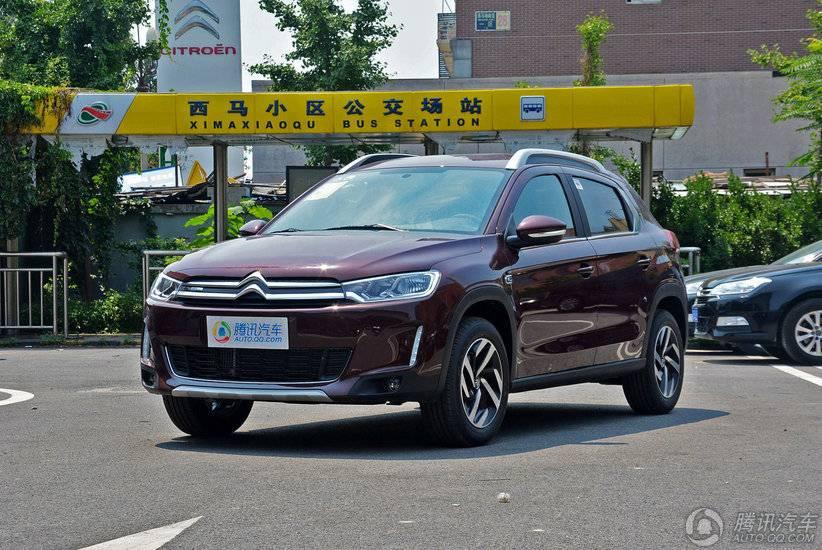 [腾讯行情]安庆 雪铁龙C3-XR优惠达2.4万