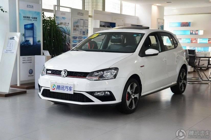 [腾讯行情]百色 大众POLO购车优惠1.5万元