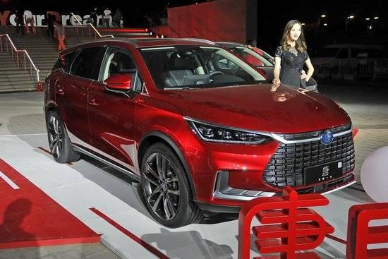 争相绽放 2018广州车展新能源车型盘点