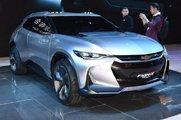 雪佛兰新纯电动SUV