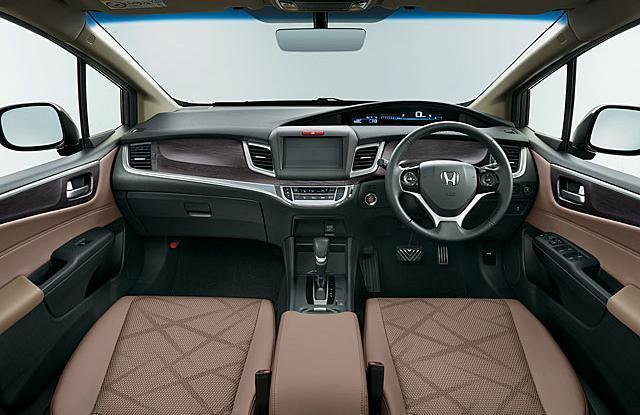 本田在日本推出杰德RS车型 搭载1.5T发动机