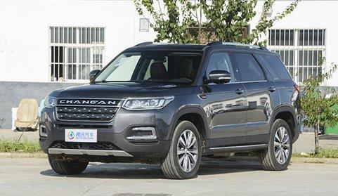 实力叫板合资 15万元以上自主SUV推荐