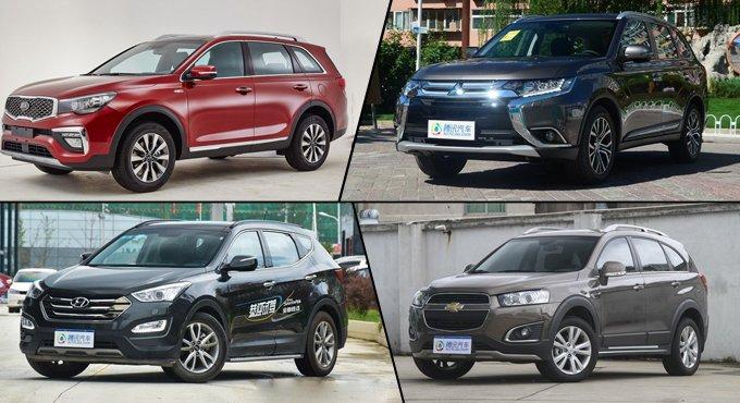 [导购]实惠七座SUV推荐