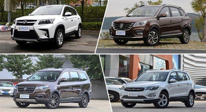 只选自动档 预算8万买优质紧凑级SUV