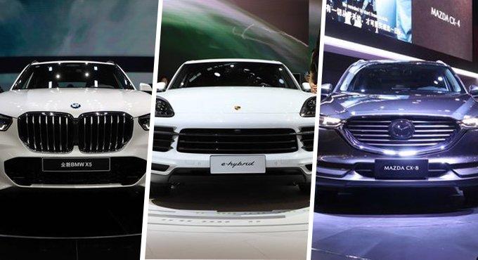 铸新淘旧 2018广州车展重点SUV车型推荐