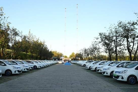 城市代步的最優選擇,長安奔奔EV360品質來襲!