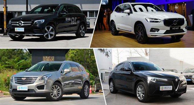豪华中型SUV该选谁 在这四款中找到答案