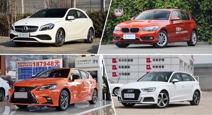 [导购]  四款豪华品牌入门级车型推荐 门槛并不高