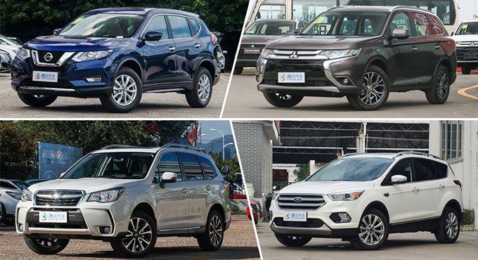 一波城市SUV改款潮 这个市场实力说话