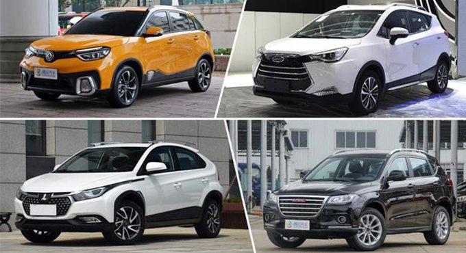 高颜值/配置控 6-10万元精品小型SUV盘点