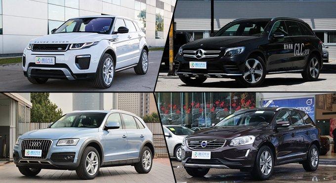 不凡出身 四款热销豪华中型SUV推荐