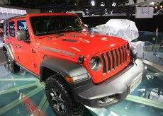 全新Jeep牧马人亮相车展