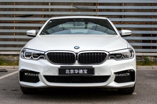 北京华德宝首批全新5系预售价45万元起