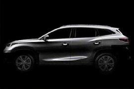 奇瑞新SUV将法兰克福车展发布
