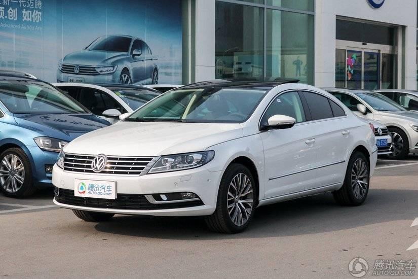 [腾讯行情]蚌埠 大众CC购车优惠高达3.4万