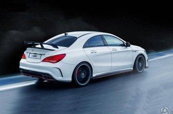 RevoZport改装奔驰CLA 外观更酷性能升级
