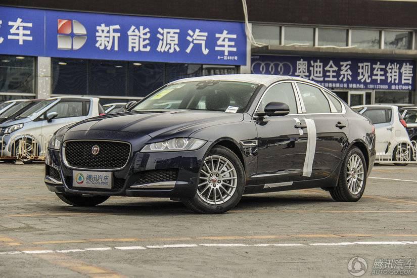 [腾讯行情]沧州 捷豹XF平价销售51.8万元