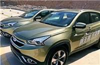 4款将量产国产SUV前瞻 自主/合资全都有