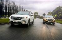 SUV三强易位 广汽传祺4月增速第一 GS4质取第二