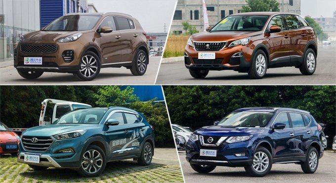[导购]动感与颜值兼得 15万买合资紧凑型SUV