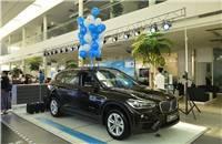 沧州浩宝全新BMW X1上市发布会圆满谢幕