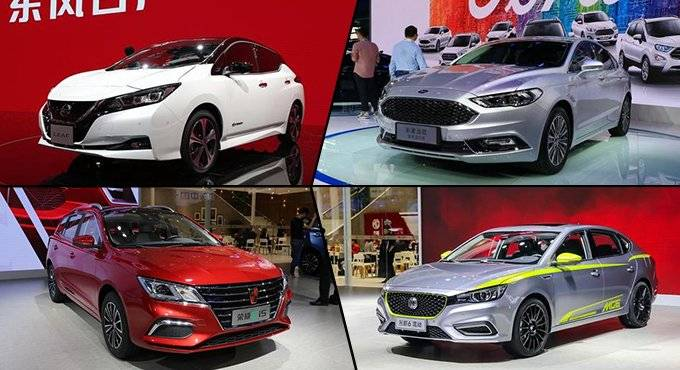 广州车展重磅新能源车型 不限购油耗低