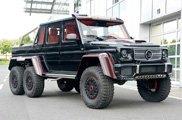 巴博斯改奔驰G63售价344万
