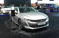 新一代标致508 日内瓦车展正式亮相