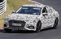 奥迪公布全新A6预告视频 日内瓦车展亮相