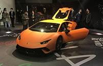 Huracan新车型国内发布 顶级版Huracan