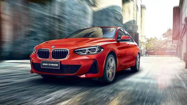新BMW 1系三厢M运动版让您的蓝天白云梦触手可及