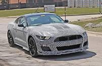 福特全新Mustang Shelby GT500最新谍照