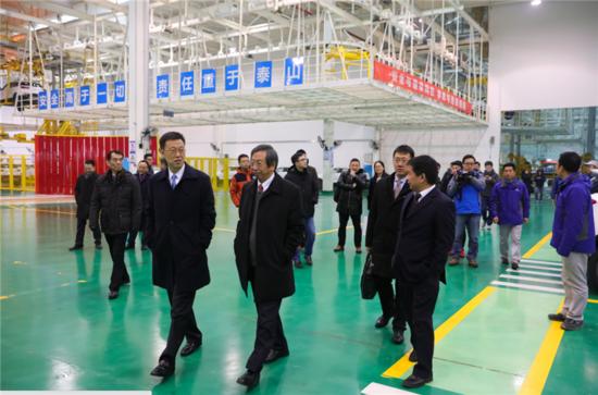 猎豹汽车携手联想集团 产业融合推动未来五年目标