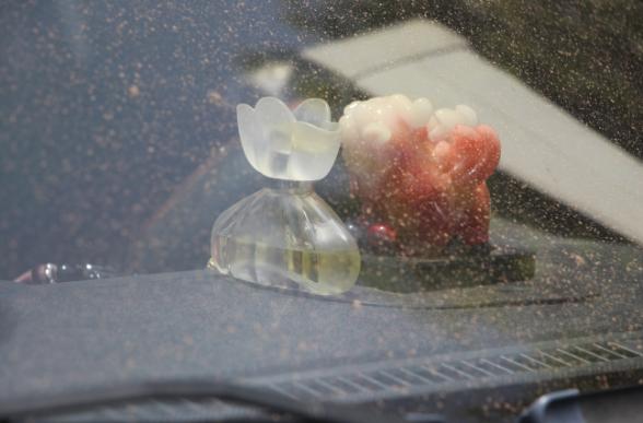 长沙迎持续高温 车主不得不知的夏季停车技巧