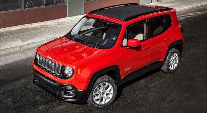 2017款Jeep自由侠将3月上市