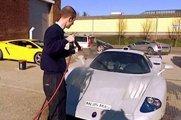 全球最贵洗车工