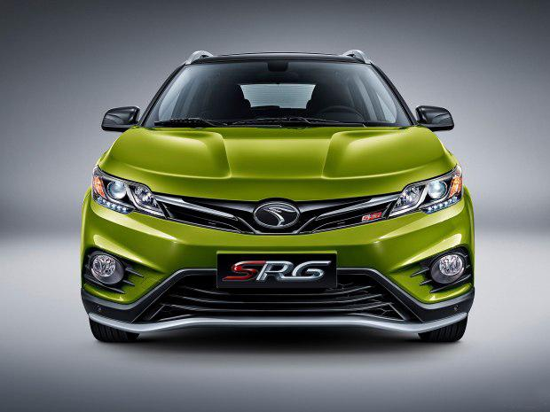 东南汽车DX3追加SRG版新车 售价8.89万-10.39万元