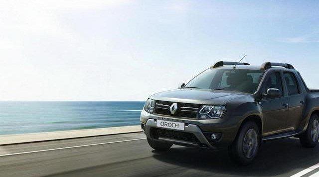2018款Dacia Duster新车计划 推三款车型