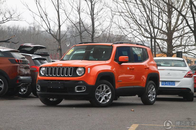 [腾讯行情]长沙 Jeep自由侠优惠达2.2万元