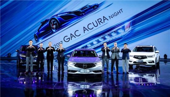 广汽Acura第二款国产车型TLX-L预售价格发布